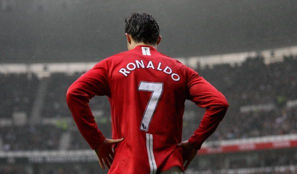 separation shoes 665fd 1a269 5 Manchester United records that are still held by Cristiano ...