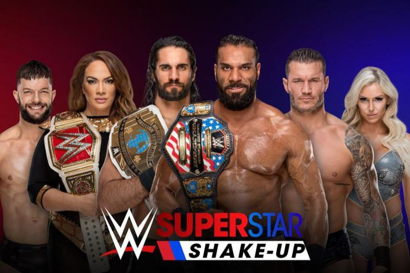 Wwe Superstar Shakeup 2018 List Of Wwe Superstars Who