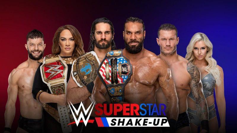 wwe current superstars 2018