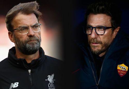 Liverpool v A.S. Roma - UEFA Champions League Semi Final