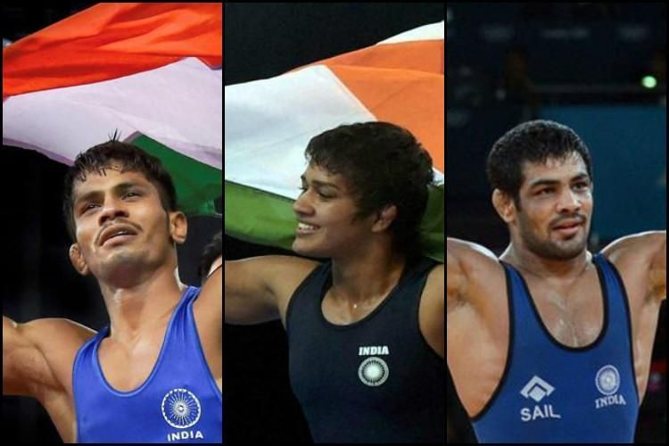 Road To Jakarta Asiad  Can Indian Wrestlers Relive The Jakarta Glory