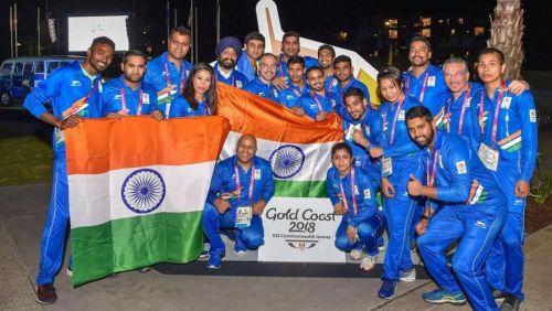 India had a successful CWG 2018