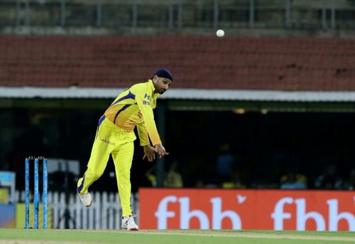 Harbhajan hasn't been able to take wickets