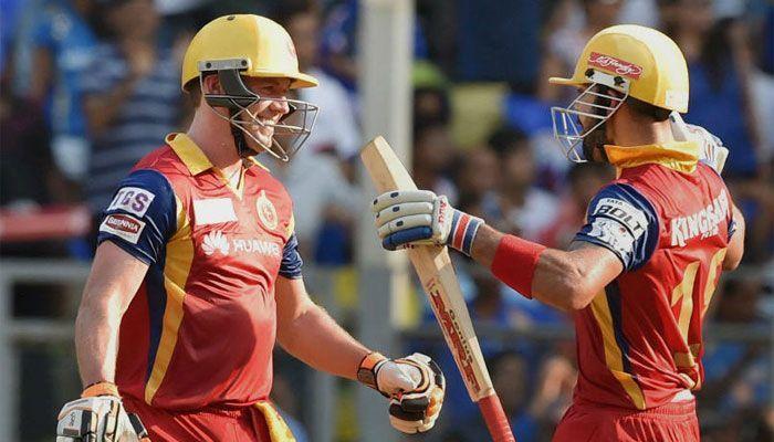 Indian Premier League: AB de Villiers finally reveals his thoughts on Virat Kohli