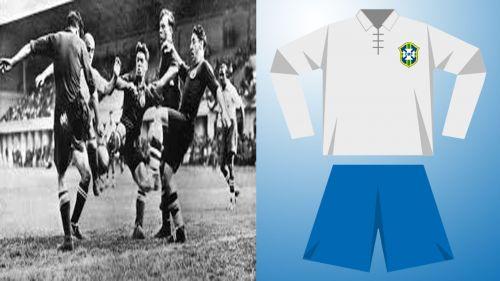 1934 Brazil World Cup Kit