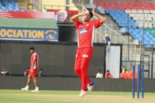 Mujeeb's googly to Kohli was a sight to savour