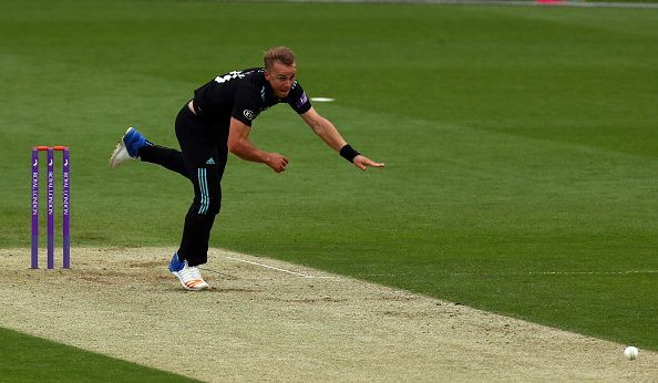 Curran will get his first taste of IPL in the 11th edition of the tournament