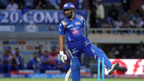 Rohit has been out of form in the first three games.