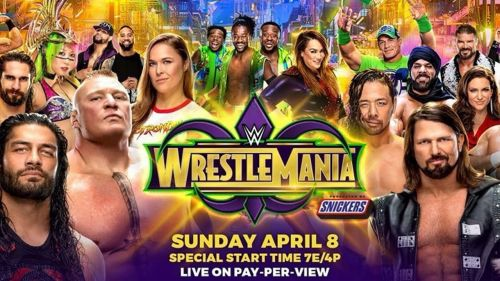 Will WrestleMania 34 top it's previous competitions?