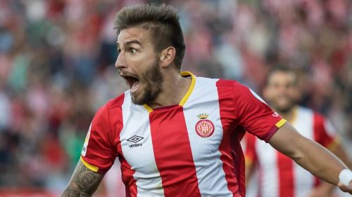 The 25-year-old converted striker has been brilliant for Girona this season