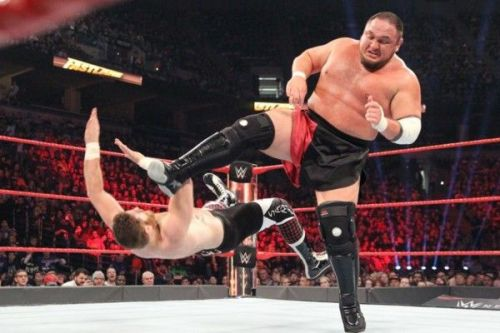 Samoa Joe fires back at his online haters