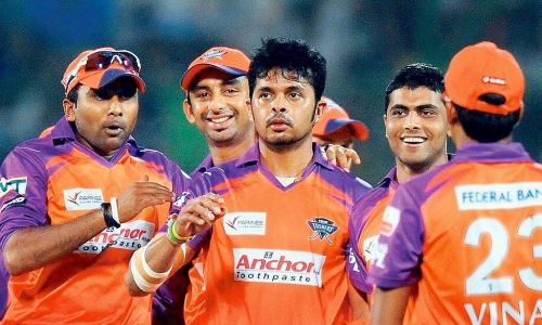 Kochi Tuskers Kerala ended 8th out of the 10 teams in their only appearance at the IPL