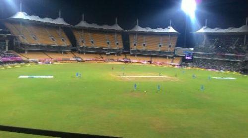 Chepauk Cricket Stadium