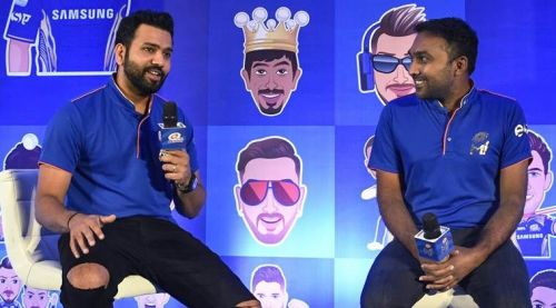 Rohit Sharma opens up on Mid-season Transfer