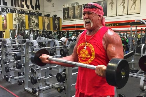 Hulk Hogan has always been one to take great pride--whilst staying humble--in his accomplishments