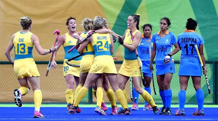 Hockey at CWG 2018 : Not easy to overcome the Hockeyroos