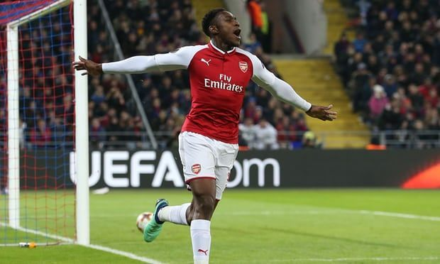 Welbeck was excellent in the match