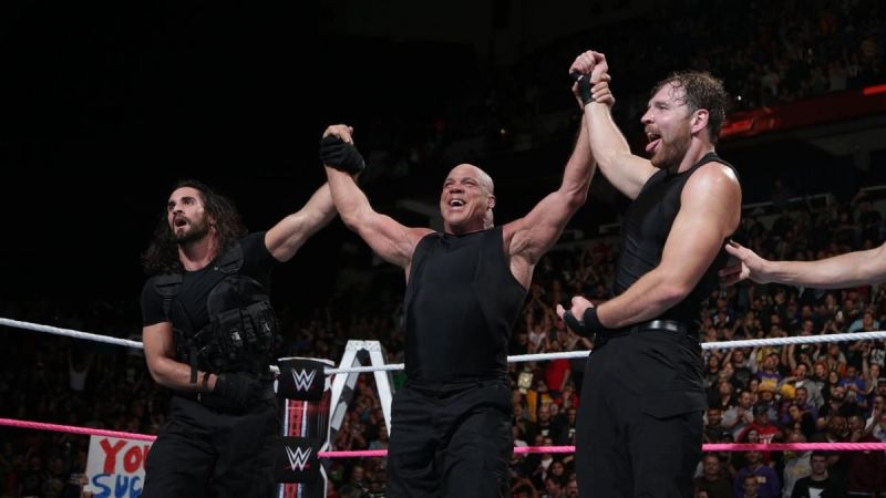 The highlight of Shield's reunion run and Roman Reigns was sick at home.