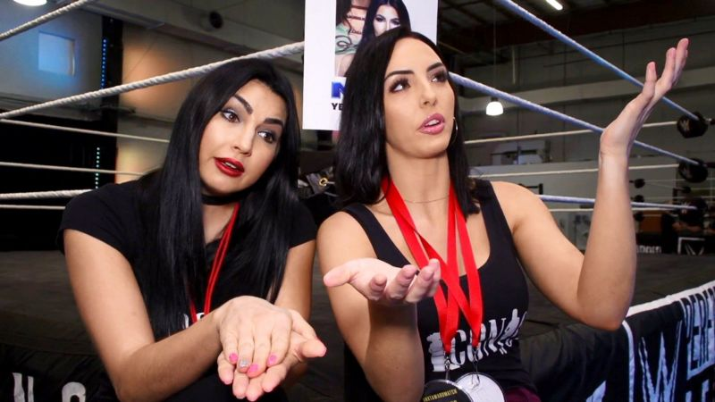 Billie Kay and Peyton Royce- The Iconic Duo