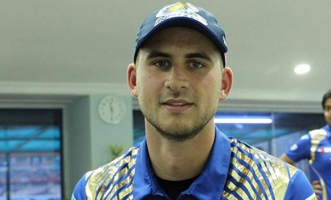 Alex Hales has been the part of MI squad before
