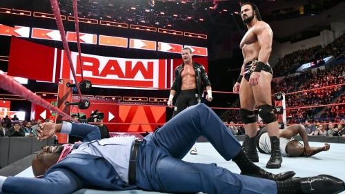 There seemed to be no reason for Dolph Ziggler and Drew McIntyre to team up, but now there seems to be no reason for them to fail.