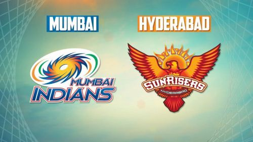 Mumbai Indians will contest Sunrisers Hyderabad for the second time in this season