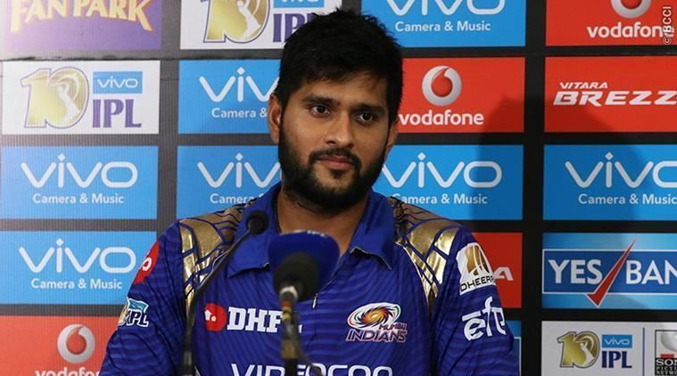 Tiwary is yet to play a match for MI in IPL 2018
