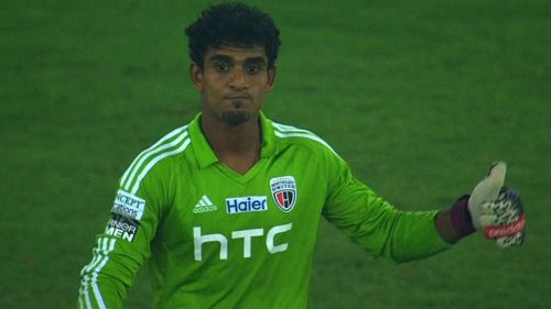 Rehenesh TP started his club career for ONGC back in 2012