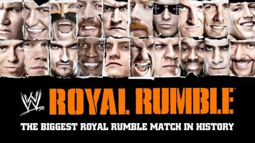 The 2011 Royal Rumble can no longer make this claim, and will more than likely also lose its claim as the longest Rumble contest in history.