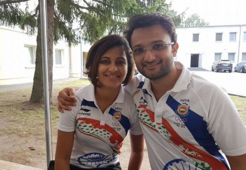 Despite being a prolific 10m Air Rifle Shooter, Heena Sidhu had to learn from the scratch, while switching to 25m Pistol. (Photo: Facebook)