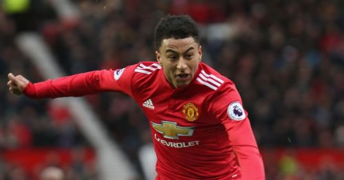 Jesse Lingard has flourished for Manchester United this season