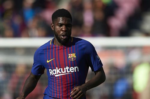 Umtiti's wage demands may trigger a move by another club to snatch him from Barca