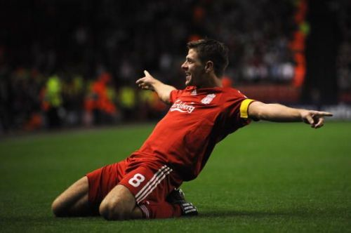 Liverpool v PSV Eindhoven - UEFA Champions League