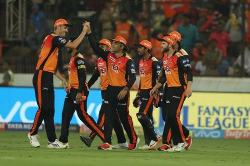 SRH would be looking forward to maintaining their winning streak