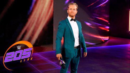 Who else could Drave Maverick bring to 205 Live?