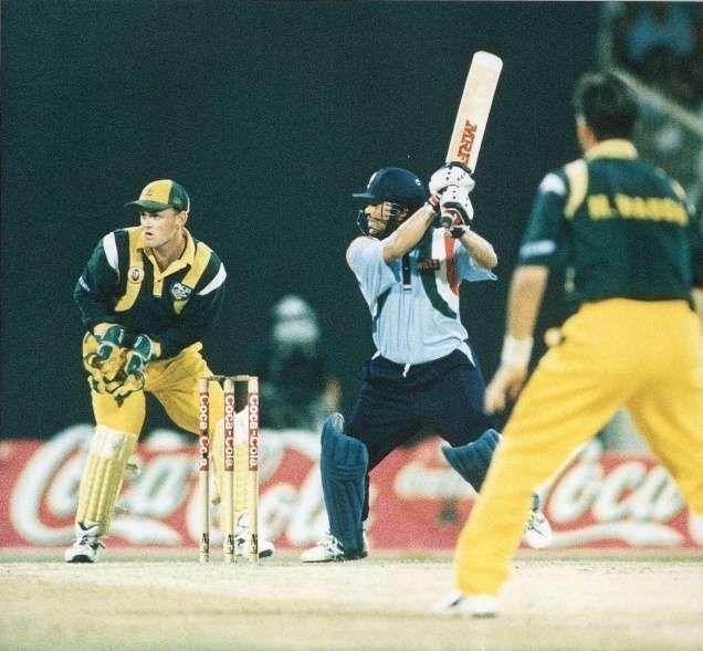 Sachin Tendulkar's 134: 20 years since the birthday special at Sharjah