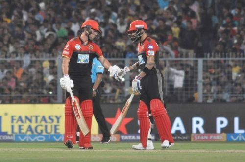 RCB are over-reliant on Virat Kohli and AB de Villiers