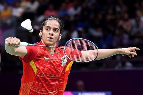 Badminton - Commonwealth Games Day 5