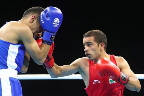 Boxing - Commonwealth Games Day 6