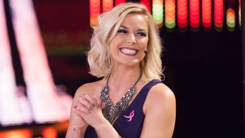 Renee Young could be looking to return to commentary