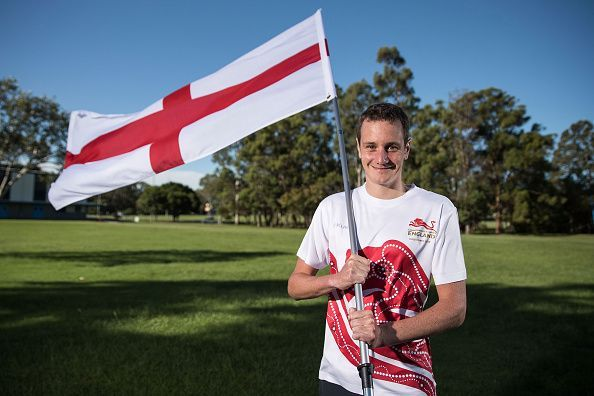 Team England Athletics Squad Prepare for 2018 Commonwealth Games