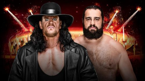 The biggest match in Rusev's career.