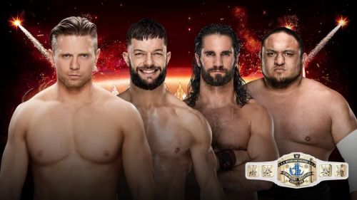 This will be one match for the ages
