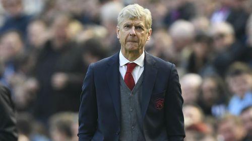 Arsene Wenger Newcastle United v Arsenal Premier League 15042018