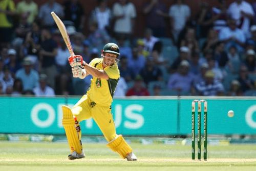 David Warner leads Sunrisers Hyderabad in the Indian Premier League.