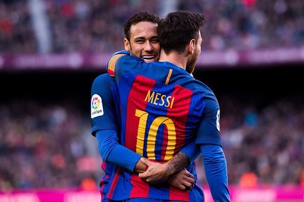 3b1fbda7fe0 Messi tells Neymar to join Manchester United, Dani Alves wants a return to  FC Barcelona and more: Transfer round-up, April 24, 2018