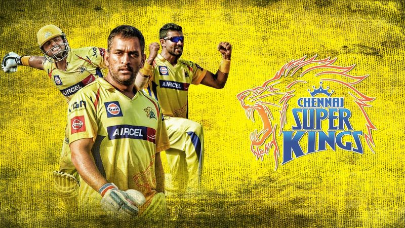 Dhoni Csk Wallpapers Hd: IPL: Chennai Super Kings- 10 Years Of The Yellow Fever