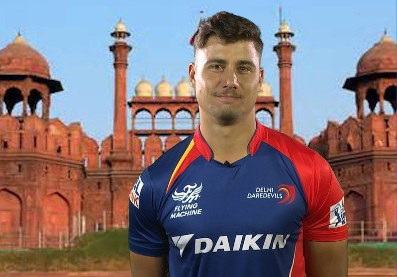Marcus Stoinis was brought back by KXIP using the Right to Match card in the 2018 IPL auction.
