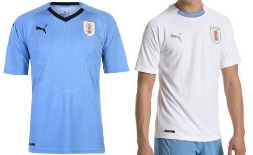 0f0bd6731e6 World Cup 2018 Kits  Home   Away Jerseys of All 32 teams