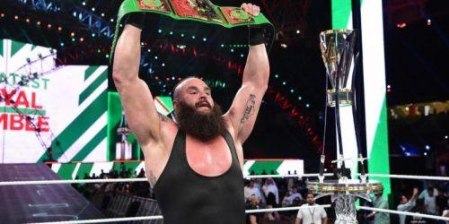 Strowman finally got his big moment last night.